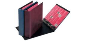 Münzalbum 25x25cm dunkelblau PAGNA 30226-07 Kunststoff Produktbild
