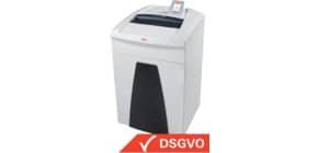 Aktenvernichter Securio P36i weiß HSM 1854121D 1x5mm Produktbild
