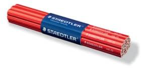 Zimmermannstift Oval rotbraun STAEDTLER 148 25 243mm Produktbild