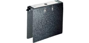 Hängeordner 8 cm schwarz CENTRA 280210 Produktbild