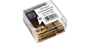 Eckklammern 100 Stück ALCO 531 Produktbild