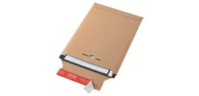 Versandkarton B5+ braun COLOMPAC 30000203 210x265-30mm Produktbild