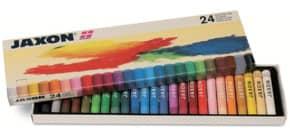 Pastell-Ölkreide sort. JAXON 47424  24er-Et Produktbild