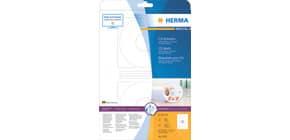 Universaletiketten CD D116 weiß HERMA 5079/8381 Produktbild