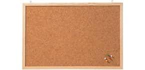 Korkpintafel 30 x 40cm FRANKEN CC-KT3040 Produktbild