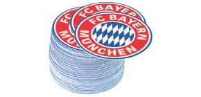 Bierdeckel Emblem 50St. FCBAYERN 21667 Produktbild