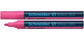 Decomarker Maxx 265 rosa SCHNEIDER 126509 1-3mm Produktbild
