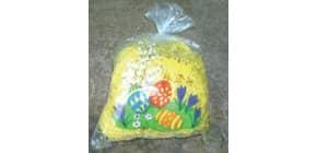 Ostergras gelb 4040GELB fein Bt 40Gr Holzwolle Produktbild