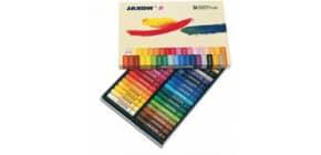 Pastell-Ölkreide sort. JAXON 47436  36er-Et Produktbild