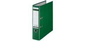 Ordner Plastik A4 8cm grün LEITZ 1010-50-55 Produktbild