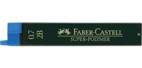 Feinmine SuperPolymer 2B 0,7 FABER CASTELL 120702 12 Stück Produktbild