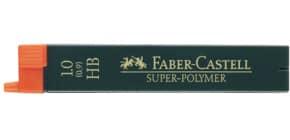 Feinmine SuperPolymer HB 0.9 FABER CASTELL 120900 12St Produktbild