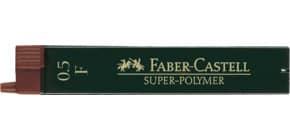 Feinmine SuperPolymer F 0.5 FABER CASTELL 120510 12St Produktbild
