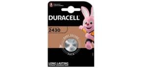 Knopfzellen-Batterie 2430B1 DURACEL DUR030398 1ST Produktbild
