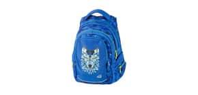 Schulrucksack Wolverine ice blue WALKER 42024-147 Fame Produktbild