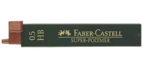 Feinmine SuperPolymer HB 0,5 FABER CASTELL 120500 12 Stück Produktbild