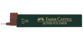 Feinmine SuperPolymer B 0,5 FABER CASTELL 120501 12 Stück Produktbild
