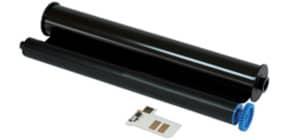 Thermotransferrolle schwarz EMSTAR P909 PFA351, PFA352 Produktbild