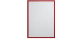 Prospekttasche A3 rot FRANKEN ITSA3M01 magnetisch Produktbild