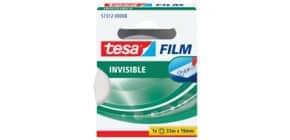 Klebefilm 19mm 33m matt TESA 57312-0008-00 unsichtbar Produktbild