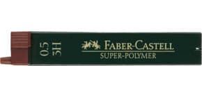 Feinmine SuperPolymer 3H 0.5 FABER CASTELL 120513 12St Produktbild