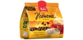 Kaffeepads rund 16ST Harmonie MELITTA 4002720001752 Produktbild
