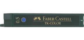 Feinmine 9085 0,5mm 12 Stück blau FABER CASTELL 128544 Produktbild