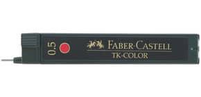 Feinmine 9085 0,5mm 12 Stück rot FABER CASTELL 128521 Produktbild