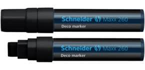 Decomarker Maxx 260 schwarz SCHNEIDER 126001 2-15mm Produktbild