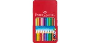 Farbstiftetui Grip 2001 12ST FABER CASTELL 112413 Produktbild