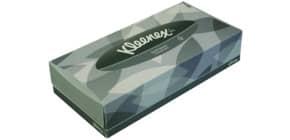 Kosmetiktücher 100ST weiß KLEENEX 8835 2-lagig Produktbild
