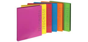 Zeugnismappe A4  sort. VELOFLEX 4144301 Produktbild