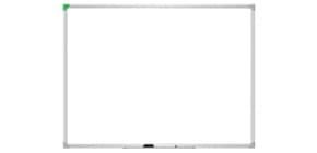 Schreibtafel 120x80cm weiß FRANKEN SC918012 U-Act! Line Produktbild