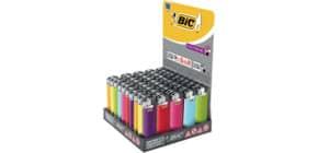 Feuerzeug J38 Electronic BIC 862274 Biocolor Produktbild