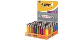 Feuerzeug J39 Minitronic BIC 862285 im Tray Produktbild