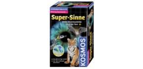 Mitbringspiel Experiment KOSMOS 657512 Super-Sinne Produktbild