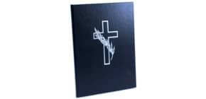 Kondolenzbuch schwarz GOLDBUCH 11375 21x28cm Produktbild