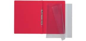 Heftschoner A4 transp. farblos HERMA 7459 für Schnellhefter Produktbild