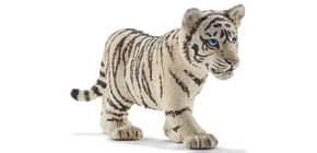 Spielzeugfigur Tigerjunge weiß SCHLEICH 14732 Produktbild