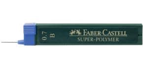 Feinmine SuperPolymer B 0.7 FABER CASTELL 120701 12 Stück Produktbild