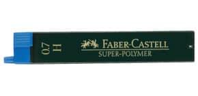 Feinmine SuperPolymer H 0.7 FABER CASTELL 120711 12St Produktbild