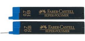 Feinmine SuperPolymer 2H 0,7 FABER CASTELL 120712 12 Stück Produktbild