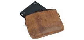 Tablet-PC Tasche Leder braun ALASSIO 601362 23x30,2cm Produktbild