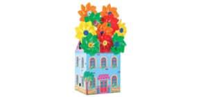 Spielzeug Windrad sort. 83251 43cm Produktbild