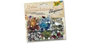 Schmuckstein-Set Elegance sort FOLIA 12519  ca.800Teile Produktbild