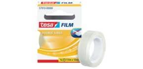Klebefilm 7,5mx12mm transparent TESA 57910-00000-00 doppelseitig klebend Produktbild