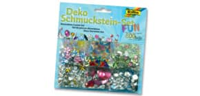 Schmuckstein-Set Fun sort. FOLIA 12619  cal.800Teile Produktbild