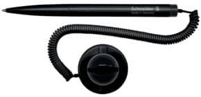 Kugelschreiber Klick Fix Pen schwarz SCHNEIDER 4121 Produktbild