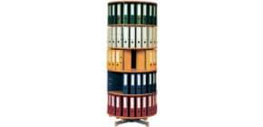Ordnerdrehsäule 5 Etagen buche R2081BB5 D81cm Produktbild