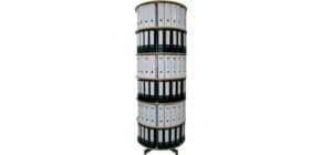Ordnerdrehsäule 6 Etagen buche R2081BB6 D81cm Produktbild